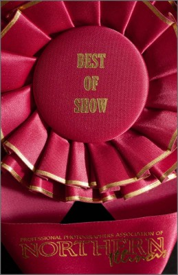 PPANI Best of Show ribbon