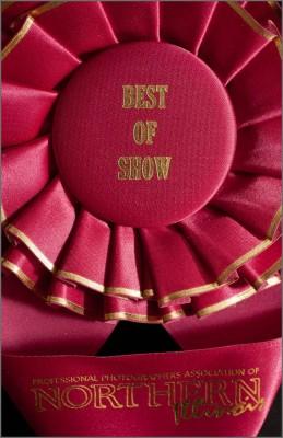 PPANI Best of Show ribbon